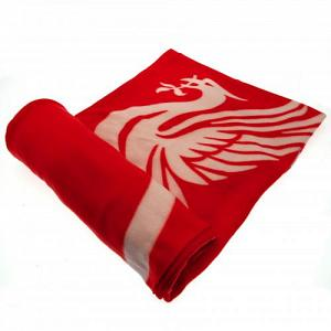 Liverpool FC Fleece Blanket 1