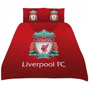 Liverpool FC Double Duvet Set GR 1