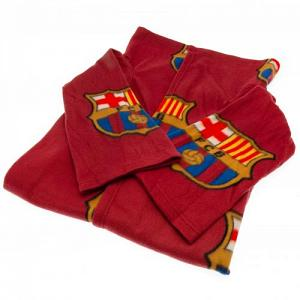 FC Barcelona Snuggle Fleece Blanket 1