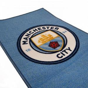 Manchester City FC Rug 1