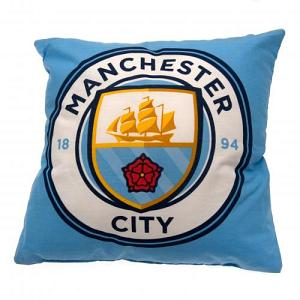 Manchester City FC Cushion 1