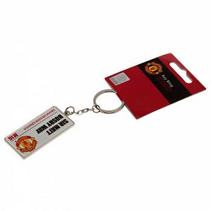 Manchester United FC Keyring SS 2