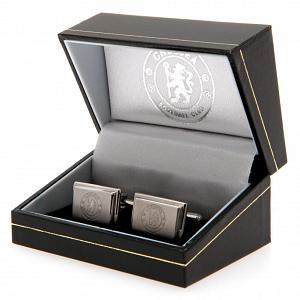 Chelsea FC Cufflinks - Stainless Steel 2