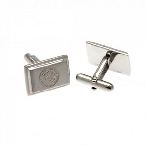 Leicester City FC Cufflinks - Stainless Steel 2