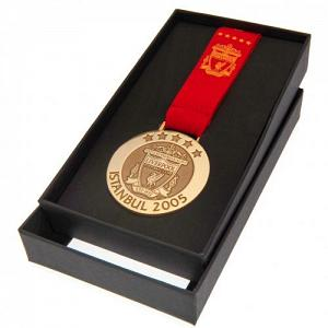 Liverpool FC Istanbul 05 Replica Medal 1