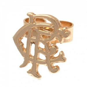 Rangers FC Earring - 9ct Gold 1