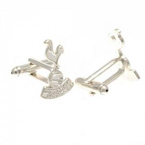 Tottenham Hotspur FC Silver Plated Formed Cufflinks 2