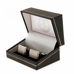 Everton FC Cufflinks - Stainless Steel 2
