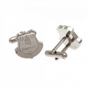 Everton FC Cufflinks - Stainless Steel - Crest 1