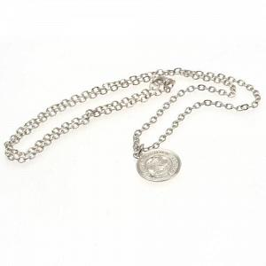 Celtic FC Pendant & Chain -  Silver Plated 1