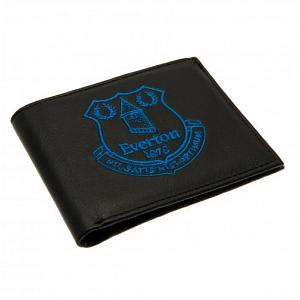 Everton FC Embroidered Wallet BL 1