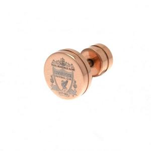 Liverpool FC Rose Gold Plated Earring 1