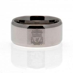 Liverpool FC Band Ring Large 1