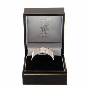 Liverpool FC Premier League Champions Band Ring Small 2