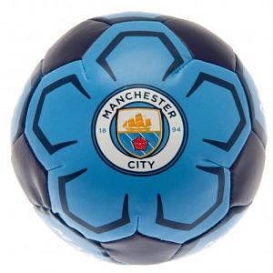 Manchester City FC 4 inch Soft Ball 1