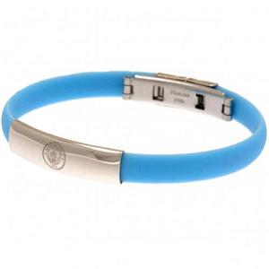 Manchester City FC Silicone Bracelet 1