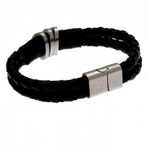 Celtic FC Leather Bracelet 1