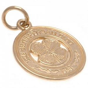 Celtic FC Pendant - 9ct Gold 1