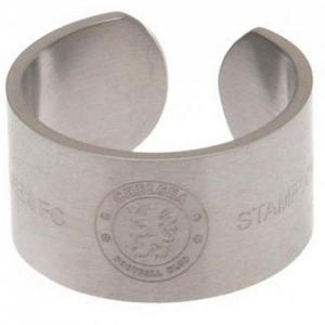 Chelsea FC Bangle Ring - Size X 1
