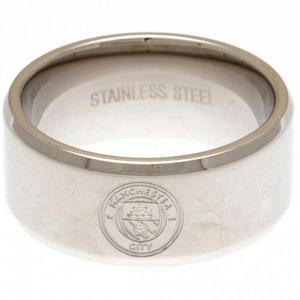 Manchester City FC Ring - Size R 1
