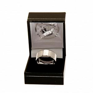 Manchester City FC Ring - Size R 2