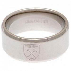 West Ham United FC Ring - Size R 1