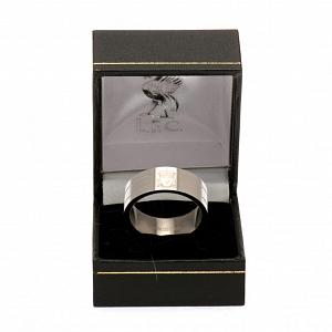 Liverpool FC Stripe Ring Medium 1