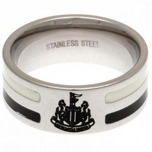 Newcastle United FC Ring - Colour Stripe - Size R 1