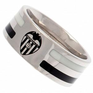 Valencia CF Colour Stripe Ring Large 1