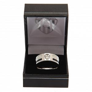 Valencia CF Colour Stripe Ring Small 1