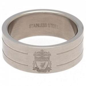 Liverpool FC Stripe Ring Medium 2