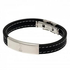 Fc Silicone Bracelet Stitched Official Football Merchandise Com