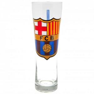 FC Barcelona Tall Beer Glass CR 1