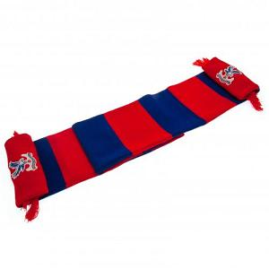 Crystal Palace FC Bar Scarf 1