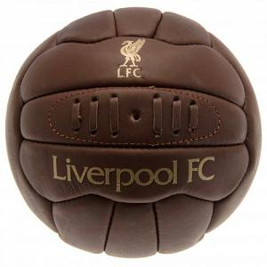 Liverpool FC Football Soccer Ball - Retro 1