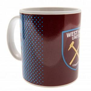 West Ham United FC Mug 1