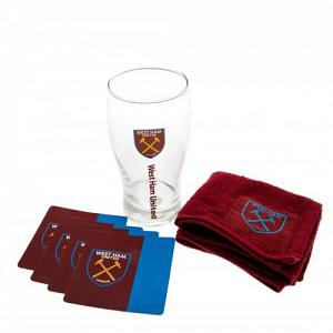 West Ham United FC Mini Bar Set 1