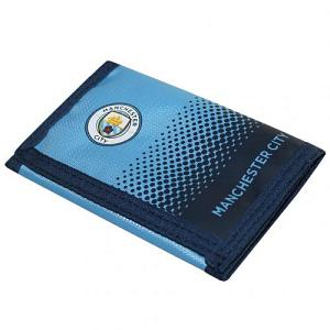Manchester City FC Velcro Wallet 1
