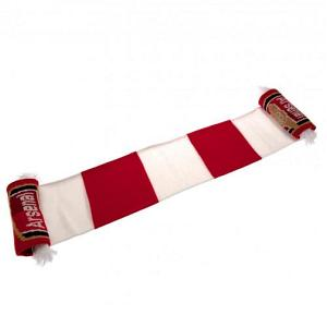 Arsenal FC Bar Scarf 1