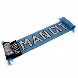 Manchester City FC Scarf NR 1
