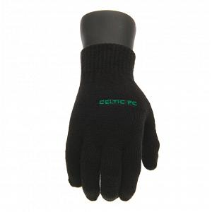 Celtic FC Knitted Gloves Junior 2