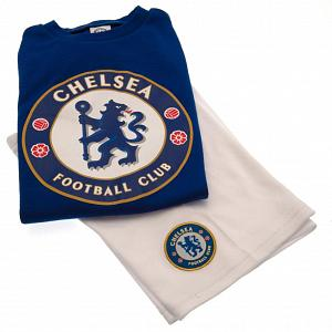 Chelsea FC T Shirt & Short Set 12/18 mths 1