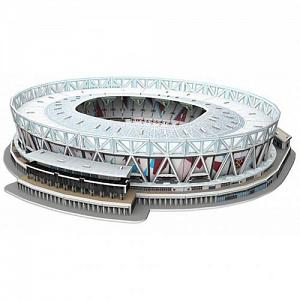 West Ham United FC 3D Stadium Puzzle 1