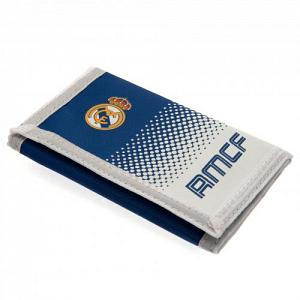 Real Madrid Velcro Wallet 1