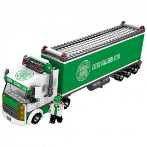 Celtic FC Brick Fan Truck 1