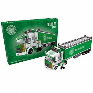 Celtic FC Brick Fan Truck 2