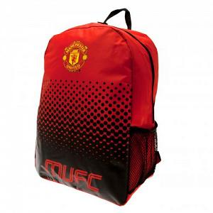 Manchester United FC Backpack, School Bag, Sports Bag 1