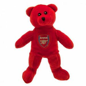 Arsenal FC Beanie Teddy Bear 1