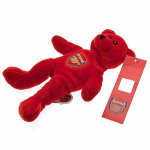 Arsenal FC Beanie Teddy Bear 2