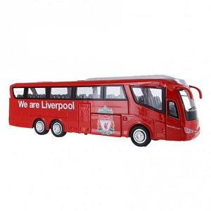 Liverpool FC Team Bus 1